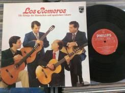 JAZZ! Лос Ромерос / Los Romeros - Spanischen Gitarre - DE 2LP