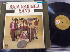 JAZZ! Баха Маримба Бэнд / Baja Marimba Band - DE LP 1967
