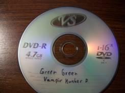 "DVD ""Жаркое лето"", ""Охотник на вампиров Ди"""