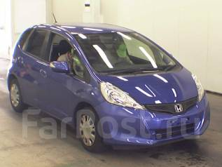 Honda Fit. автомат, передний, 1.3 (100 л.с.), бензин, 81 тыс. км, б/п, нет птс. Под заказ