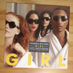 Виниловая пластинка Pharrell Williams - Girl