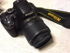 Nikon D5100. зум: без зума