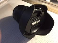 Объектив Nikon AF-S Nikkor 10-24 mm. Для Начинающих, любителей и профессионалов, диаметр фильтра 77 мм