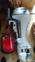Honda. 9,90л.с., 4х тактный, бензин, нога L (508 мм), Год: 2007 год. Под заказ