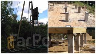 C 712. Установка для забивки свай бетонных, стальных, деревянных