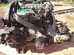Двигатель в сборе. Volkswagen Golf Volkswagen Bora Двигатели: AHF, ASV