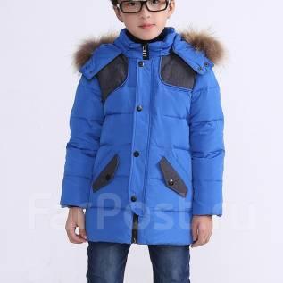 Куртки-пуховики. Рост: 128-134, 134-140, 140-146, 146-152, 152-158 см. Под заказ
