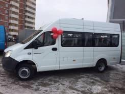 ГАЗ Газель Next. Автобус на базе цельнометаллического фургона Газель NEXT, 2 800 куб. см., 18 мест
