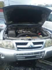 Двигатель в сборе. Mitsubishi Pajero, V75W Двигатели: 6G74, GDI