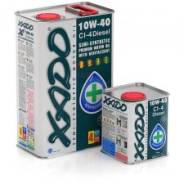 Xado. Вязкость 10W-40, полусинтетическое