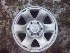 Toyota. 7.0x16, 6x139.70, ET10