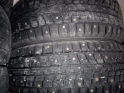 Dunlop. Зимние, шипованные, износ: 10%, 4 шт