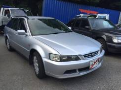Honda Accord Wagon. CF6, F23A