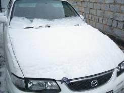 Мазда капела 1998гв. Mazda Capella Двигатель RF
