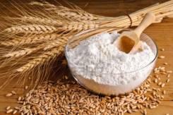 Мука пшеничная.