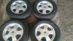 Bridgestone Toprun. 6.5x16, 5x100.00, 5x114.30, ET48, ЦО 73,0мм.