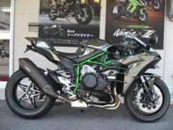 Kawasaki Ninja H2. 1 000 куб. см., исправен, птс, без пробега. Под заказ