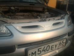 Решетка радиатора. Toyota Corolla Spacio