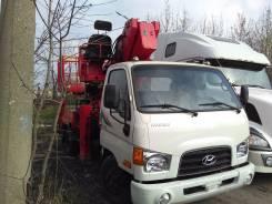 Daehan. Автогидроподъемник NH 280 на шасси Hyundai HD 78, 26,00м.