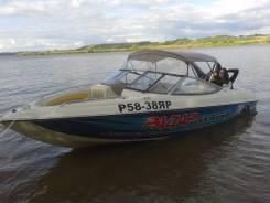 Stingray. Год: 2007 год, длина 5,50м., двигатель стационарный, 136,00л.с.