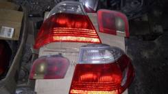 Планка под фонарь. BMW