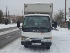 Isuzu Elf. Isuzu ELF,2001. Рефрижератор в Славгороде., 4 570 куб. см., 3 200 кг.