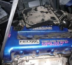 Двигатель в сборе. Nissan Pulsar, JN15 Nissan Sunny Двигатель SR16VE