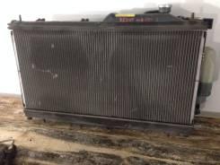 Радиатор охлаждения двигателя. Subaru Legacy, BL5, BP5 Двигатели: EJ20X, EJ20Y