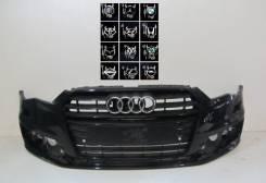 1 Бампер передний Audi A6 C7 4G0807437
