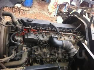 Двигатель в сборе. Isuzu Forward, FRR32 Двигатель 6HE1