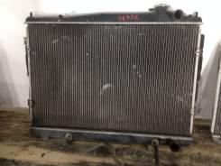 Радиатор охлаждения двигателя. Nissan Gloria, ENY34 Nissan Cedric, ENY34 Двигатель RB25DET