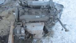 Двигатель в сборе. Toyota Caldina, ST190 Двигатель 4SFE