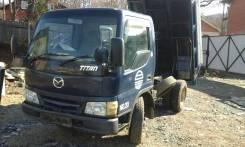 Mazda Titan. Продам самосвал Mazda titan 2000г, 4 600 куб. см., 3 000 кг.