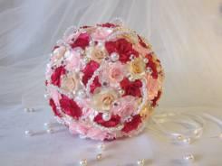 Свадебный букет «Роуз»