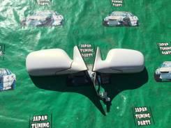Зеркало заднего вида боковое. Toyota Mark II, JZX110, GX110