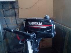 Hangkai. 4,00л.с., 2х тактный, бензин, нога S (381 мм), Год: 2014 год. Под заказ