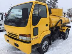 Isuzu Forward. Ассенизатор , 1996 г. в. Бочка 4 м3, 7 500 куб. см.