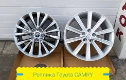 Toyota. 7.0x18, 5x114.30, ET45, ЦО 60,1мм.