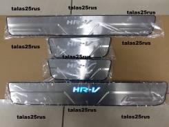 Порог пластиковый. Honda HR-V, GH1, GH2, GH3, GH4