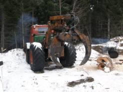 ХТЗ Т-150К. Трактор лт171, 3 000куб. см.