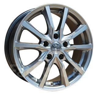 Mazda. 7.0x17, 5x114.30, ET40, ЦО 67,1мм.