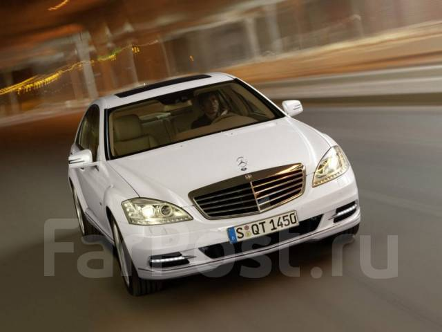 Корпус фары. Mercedes-Benz S-Class, W221. Под заказ