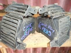 Решетка вентиляционная. Honda Civic, EU1 Двигатель D15B