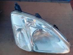 Фара. Honda Civic, EU1 Двигатель D15B