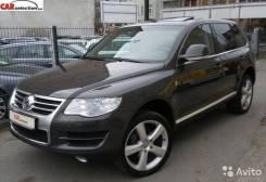 Volkswagen Touareg. автомат, 4wd, 3.0 (235 л.с.), дизель, 199 000 тыс. км