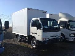 Nissan Atlas. 4WD, фургон 1,5 тонны, 3 200 куб. см., 1 500 кг.
