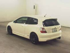 Дверь боковая. Honda Civic, EP3
