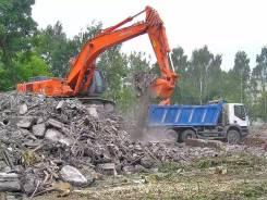 Вывоз Мусора грунта, строительного хлама.