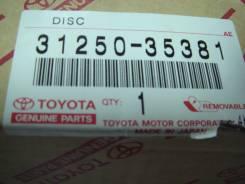 Диск сцепления. Toyota: Cresta, RAV4, Hiace, Hilux, Dyna, Land Cruiser Prado, Coaster, Toyoace, T.U.V, Corona, Crown, Kijang, T100, Regius, Tacoma, Ch...
