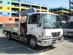 Nissan Condor. , 6 920 куб. см., 7 000 кг. Под заказ